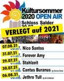 Kultursommer Salzgitter 2021 OPEN AIR