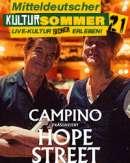 """KULTURSOMMER - CAMPINO präsentiert: """"Hope Street. Wie ich einmal englischer Meister wurde"""""""