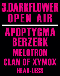 3. Darkflower Open Air