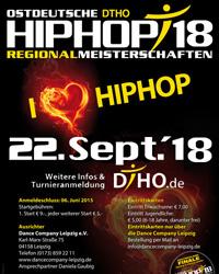 Ostdeutsche DTHO - HIPHOP T18