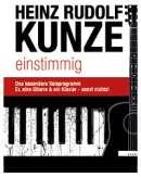 HEINZ RUDOLF KUNZE - Solo einstimmig