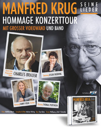 Hommage an MANFRED KRUG
