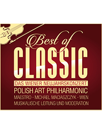 Best of Classic - Das Wiener Neujahrskonzert - Polish Art Philharmonic 2021