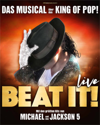 BEAT it - Die Show ueber den King of Pop