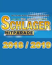 Die große Schlager Hitparade 2019