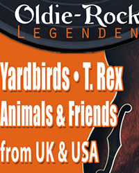 Yardbirds & Animals and Friends & T. Rex