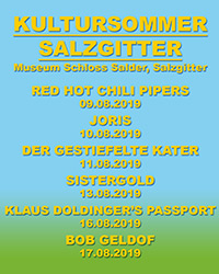 Kultursommer Salzgitter 2019
