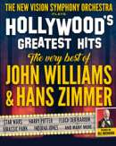 THE NEW VISION SYMPHONY ORCHESTRA plays: HOLLYWOODs GREATEST HITS