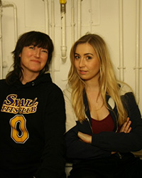 CHARLOTTE ROCHE & LENA KUPKE