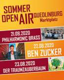 Sommer Open Air 2020 Quedlinburg