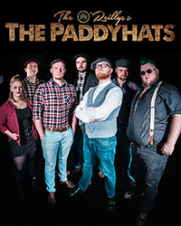 LVZ KULTUR SOMMER 2020 - Konzert: THE O'REILLYS AND THE PADDYHATS
