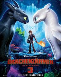 LVZ KULTUR SOMMER 2020 - FamilienKinoFest Film 2: Drachenzähmen leicht gemacht 3