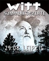 LVZ KULTUR SOMMER 2020 - Konzert: JOACHIM WITT