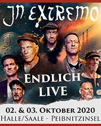 Hallescher KULTur SOMMER - Konzert: IN EXTREMO